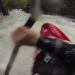 渦から脱出できないカヤックを救出せよ!渦の恐ろしさが分かる緊迫の救助劇!