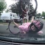 どんなに安全運転していても交通事故に巻き込まれる事はある!っていう動画!