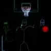 暗闇の中LEDスーツを着てトリックショットを決める5人組!DUDE PERFECT!