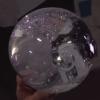 無重力で浮かぶ水ボールの中にGoProカメラを入れて撮影!