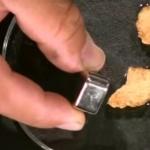 磁石で動くシリアル食品!?鉄分こんなに入ってるんだ!