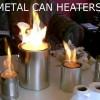 暖かな手作り缶ヒーターの作り方!トイレットペーパー、金属缶、アルコールを用意しよう!