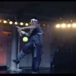 錦織圭が木刀でボールを打ち返す日清カップヌードルのCM!宮本武蔵に扮して木刀でテニス→合成ではない!