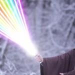 スターウォーズのパロディ動画!ライトセーバーがいろんな形になったら?