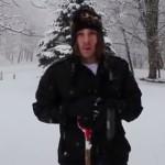 シャベル・スコップ業界に大打撃!?簡単な雪かきの方法!