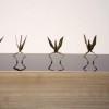 うごく折り紙が踊りすぎ!みんな知ってる鶴が奇妙な動きでダンシング!