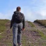 目の見えないウチの猫と山に登ってきたよ!
