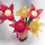 トマトで花を作ろう!飾り切り方法3種!