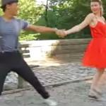 感動!ダンス動画撮影で出合った二人、5年前の続きを撮影再開!