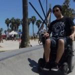 スマホで動く車椅子「Whill」全方向車輪と四輪駆動で悪路もスイスイ!