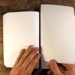 画期的ノート!磁石を使った穴の無いルーズリーフ「Rekonect Notebook」!