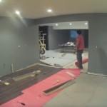 サプライズリフォーム!妻と娘が外出中に地下室の部屋を大改造!