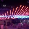 動く照明、LEDキネティックライトシステム!