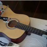 かき鳴らしすぎ!LEGOで作ったギター演奏ロボ!