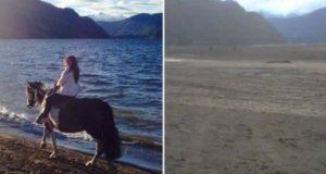 一晩で消滅した南米チリのリエスコ湖!天変地異の前触れか!?