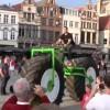 世界一大きい!いや、世界一重い自転車ギネス記録!